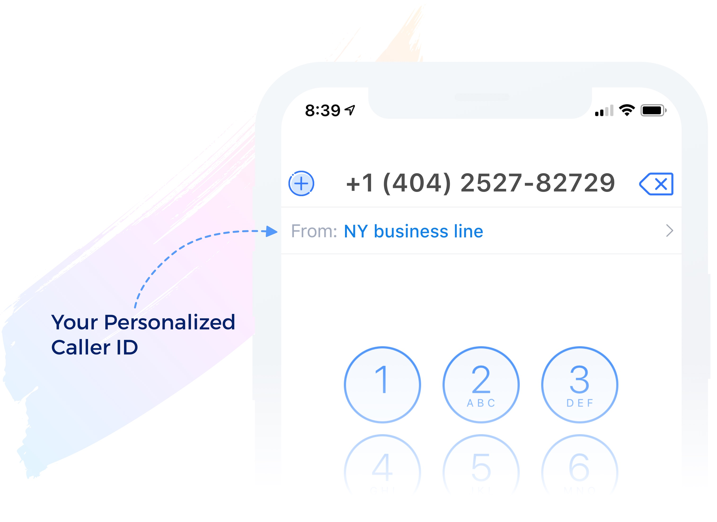 Personalized-caller-ID